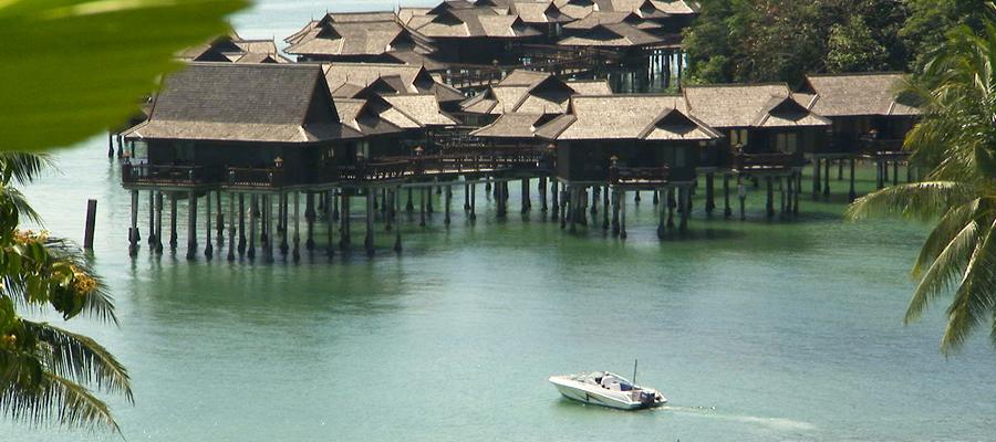 Péninsule et Bornéo