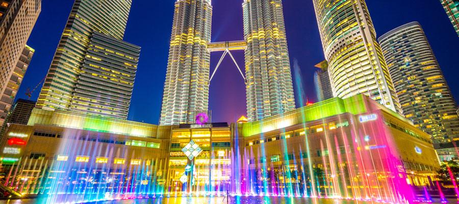 Réserver un voyage sur mesure en Malaisie